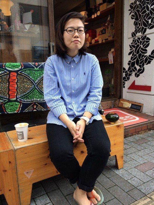 Erika Shimba さん