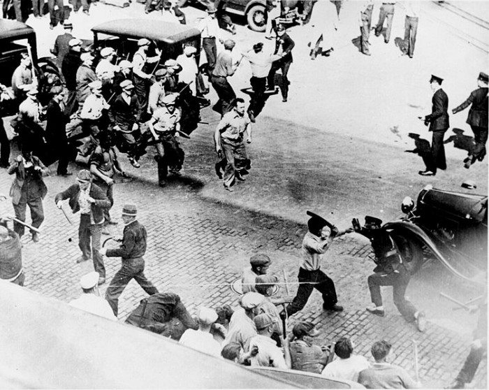 image of stonewall riot