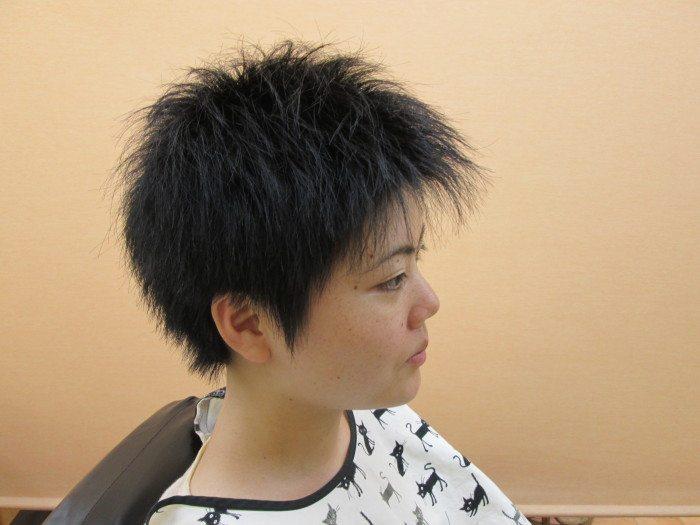 lgbt hair salon set front