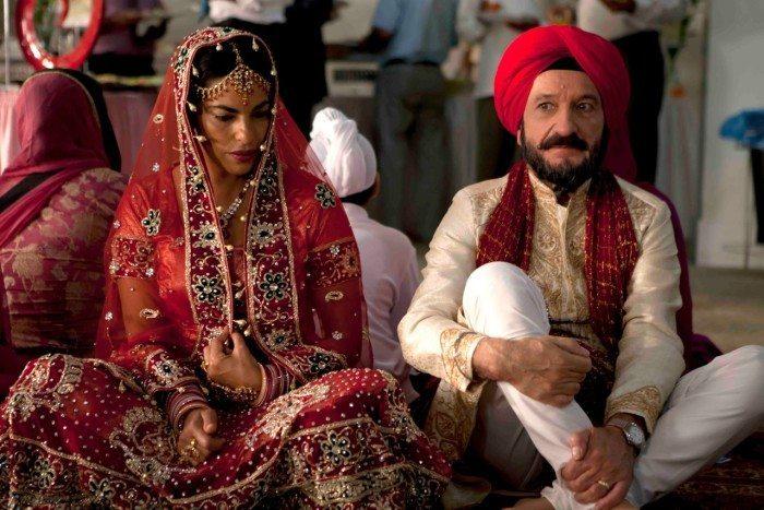 厳かであり、華やかでもあるシク教の結婚式
