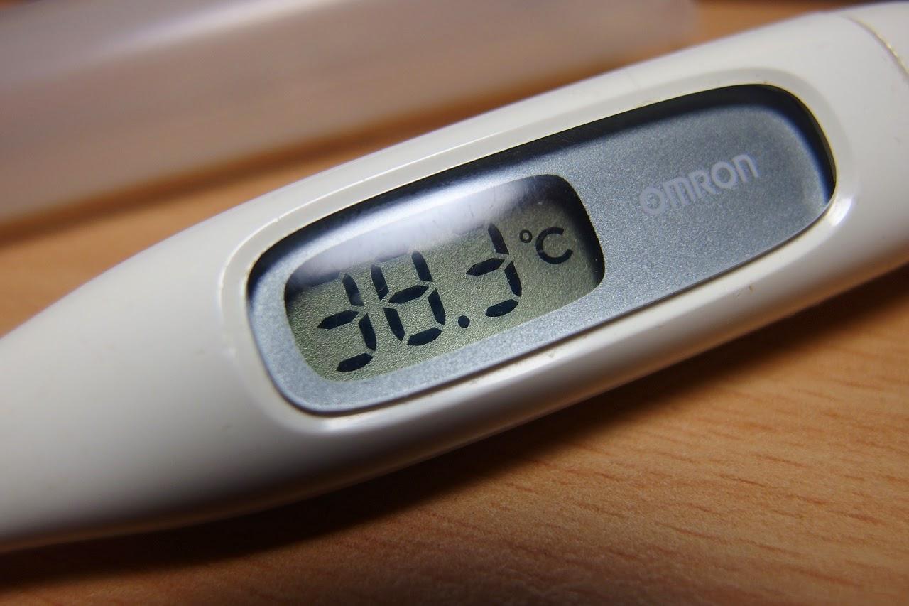病気 微熱 が 続く