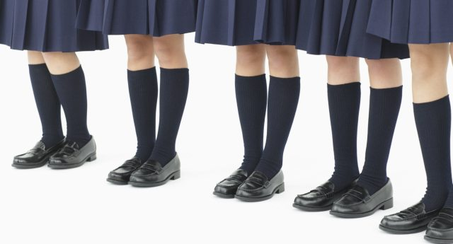 female school uniform