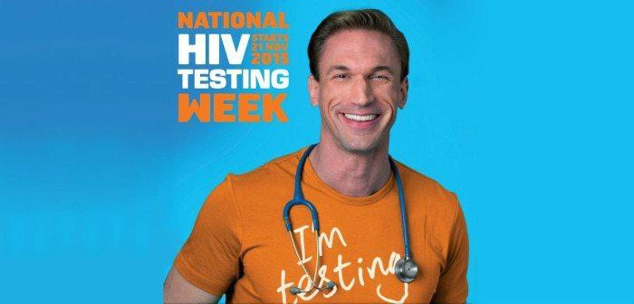 HIV testing week