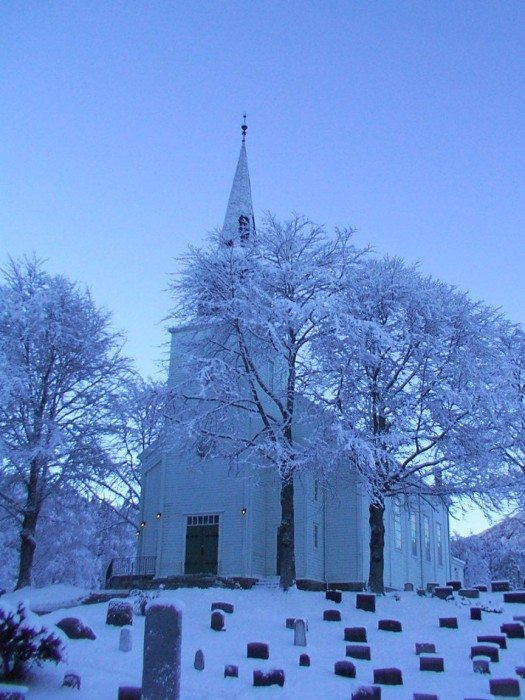 norway-church