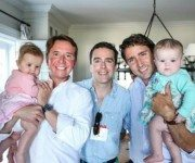 Justin-Trudeau and gay family