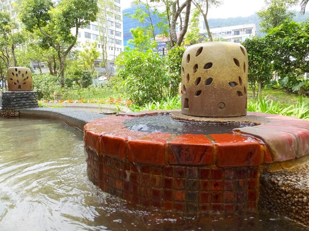 jiaoxi spa park foot bath 2