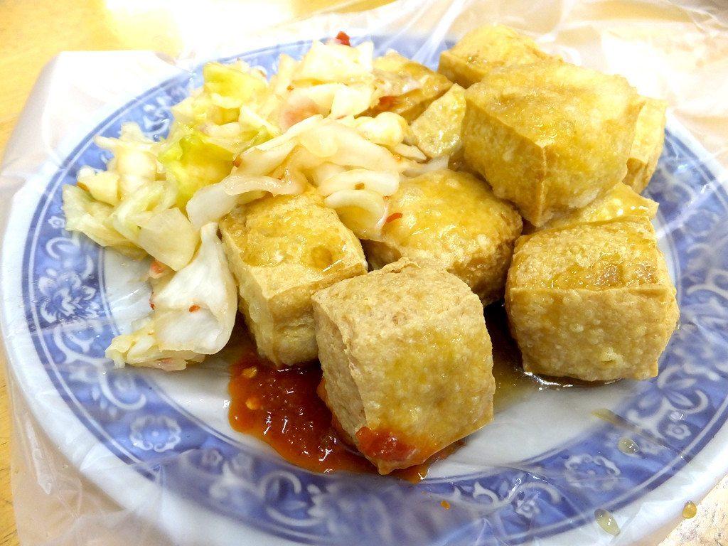stinky dofu