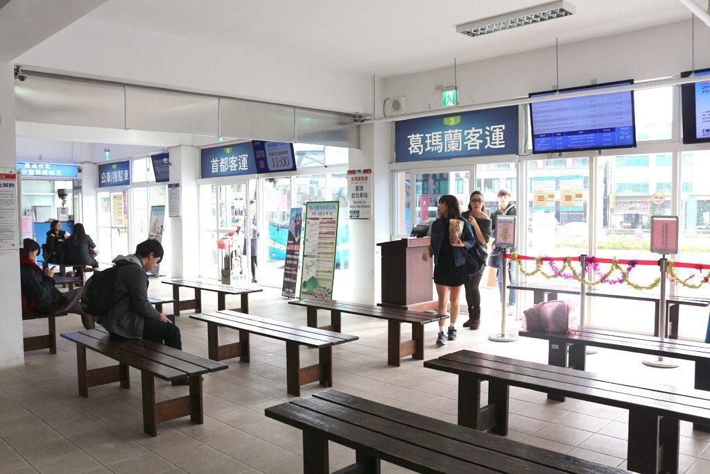 jiaoxi bus terminal