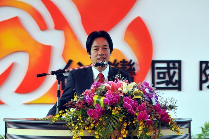 tainan city mayor lai ching te