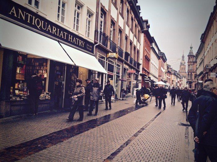 Heidelberg book store