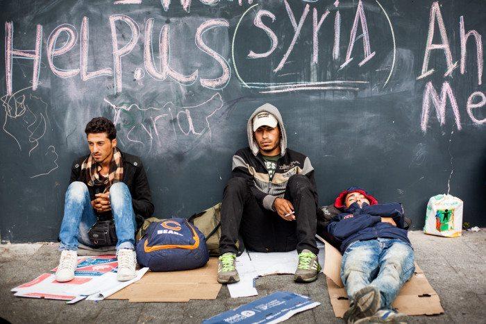 syrian refugee