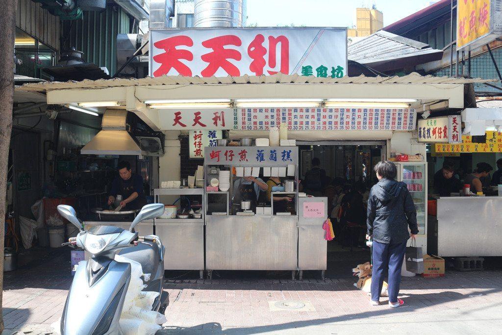 tiantianlimeishifang signboard