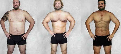 mens body