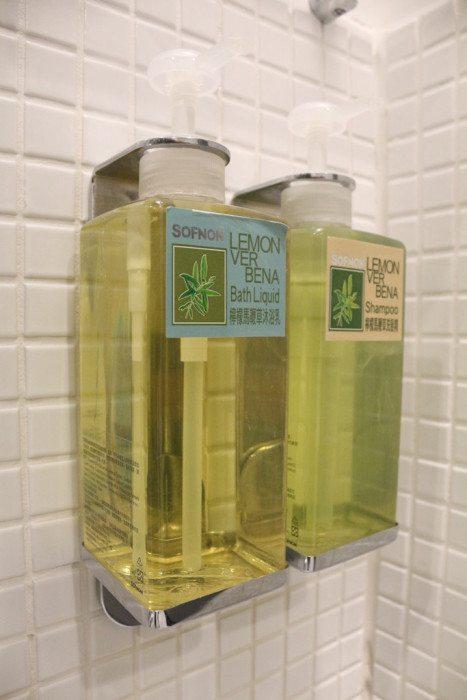 cho hotel shampoo