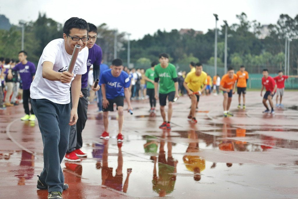 taiwan lgbt sports relay race 2
