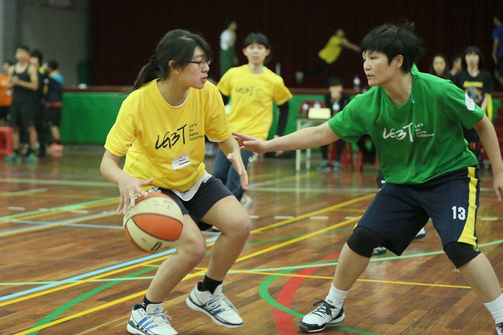 taiwan lgbt sports basketball 1