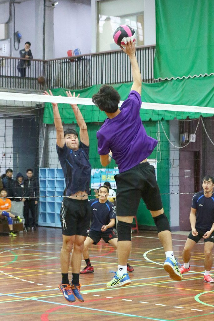 taiwan lgbt sports volleyball 2