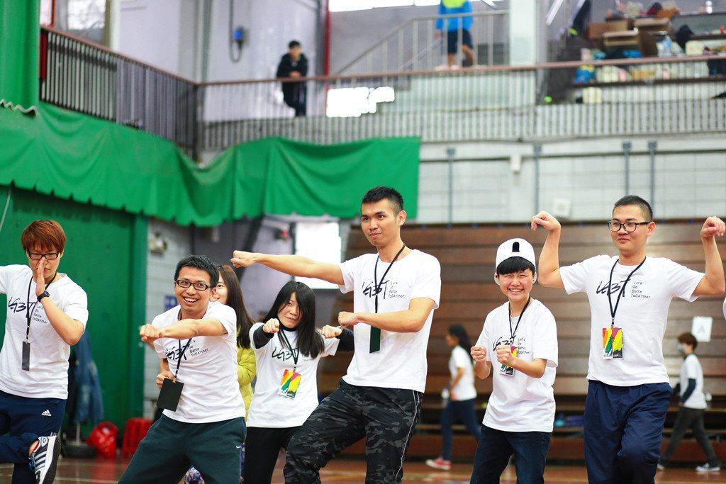 taiwan lgbt sports staff