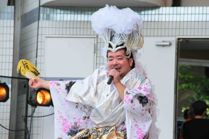 コレステロール拓也 ついにCDデビューも果たした、アジアの人気スターがTRPのステージに初登場。