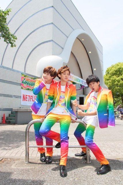 2016年5月7日 東京レインボープライド2016@代々木公園イベント広場