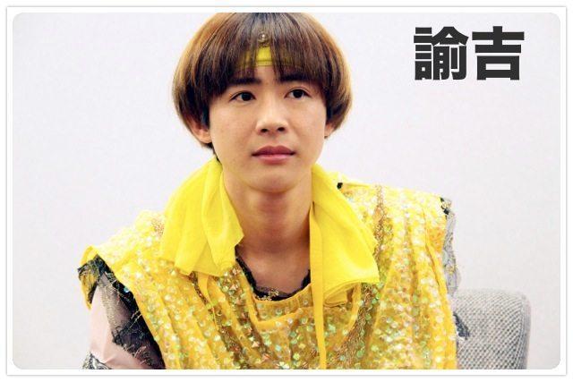 キャワイイ担当/8月18日生まれ/イメージカラー:黄