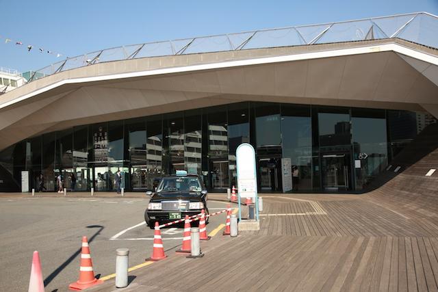 横浜大さん橋国際客船ターミナル
