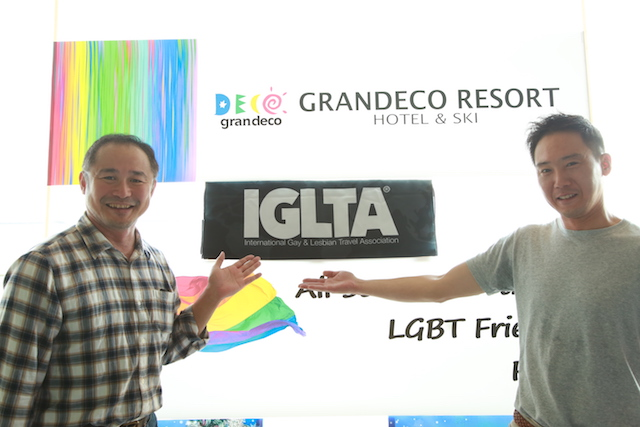 "IGLTA ""The International Gay&Lesbian Travel Association"""