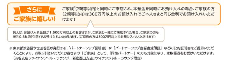 東京スター銀行サイト内ページ