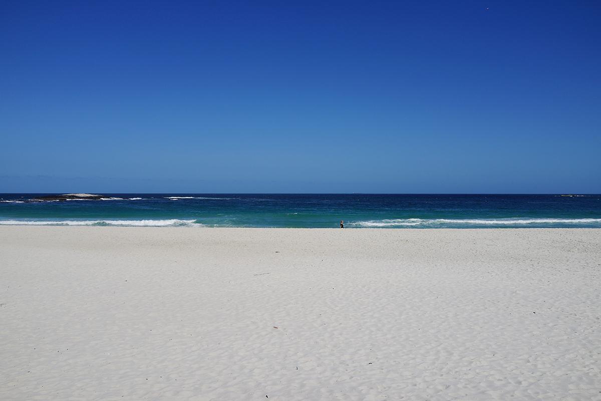 キャンプス湾 ビーチ