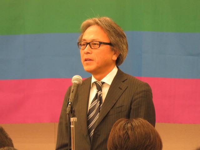 加治慶光氏(アクセンチュア株式会社チーフ・マーケティング・イノベーター)