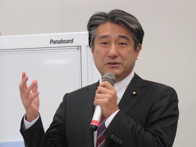 石田昌宏 参議院議員(自民党)