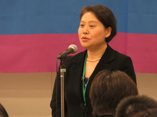 大谷 美紀子氏(国連子どもの権利委員会・弁護士)