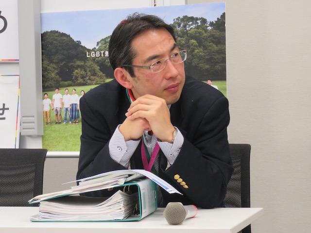 鈴木秀洋氏(日本大学准教授/元文京区男女協働課長・子ども家庭支援センター所長)