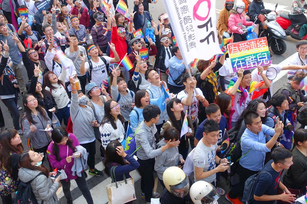 2016台中LGBTプライド