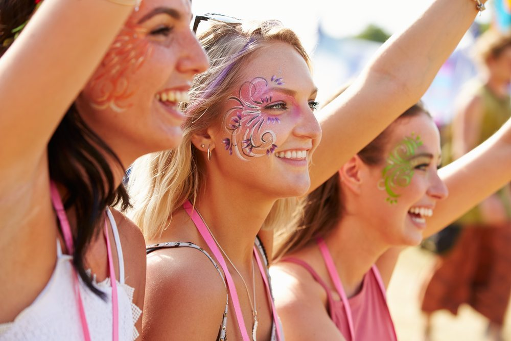 women-only festival
