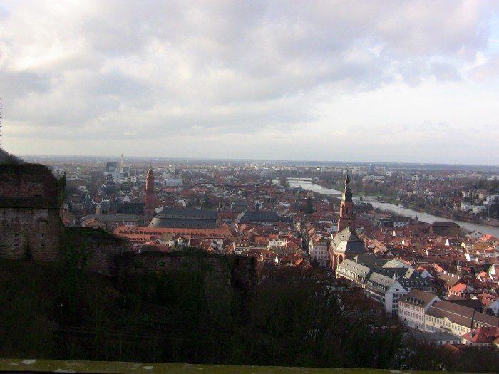 Heidelberg city