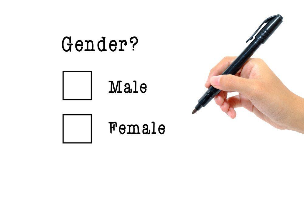 gender oprions