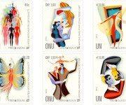 UN LGBT stamps