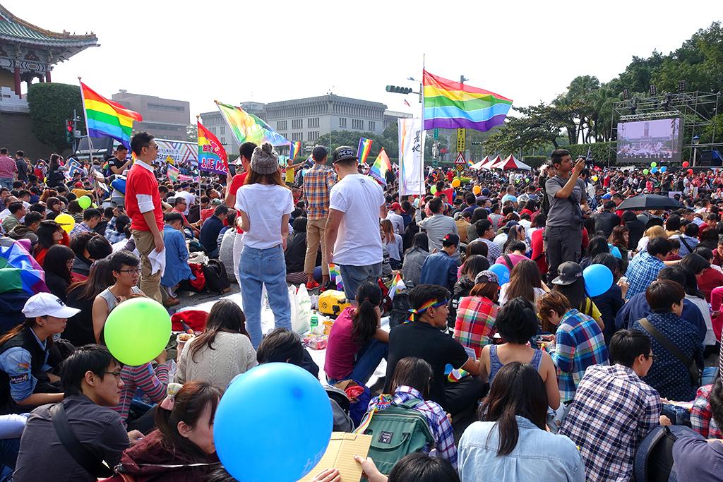 讓生命不再逝去為婚姻平權站出來音樂會